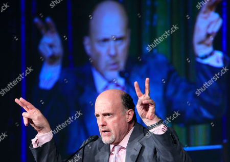 Jim Cramer Jim Cramer, host of CNBC's Mad Money, speaks about social media during a financial services technology conference sponsored by the Securities Industry and Financial Markets Association, in New York