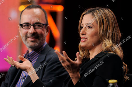 Editorial picture of Summer TCA Tour PBS, Beverly Hills, USA