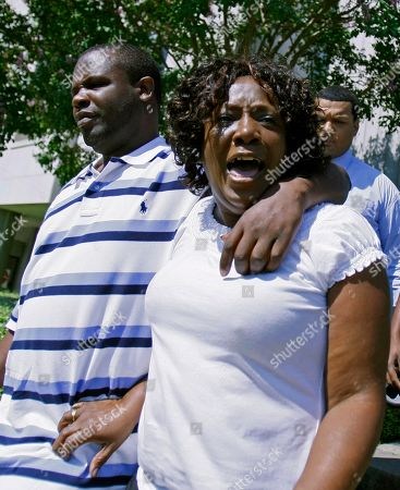 "Ablene Cooper, Antonio Cooper Ablene Cooper and her son Antonio Cooper, leave the Hinds County Courthouse in Jackson, Miss., as she expresses her disappointment that a circuit judge dismissed her lawsuit against Kathryn Stockett, author of the best-selling novel ""The Help."" The lawsuit was filed by Cooper, who works for Stockett's brother. She claims a main character, Aibileen, is based on her. Cooper accuses Stockett of using her name and likeness without permission. ""The Help"" was made into a movie that opened last week. It's based on relationships between white families and the African-American women who worked for them in the 1960s"