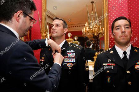 Editorial photo of US France, Washington, USA