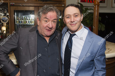 Ken Stott (Sir) and Reece Shearsmith (Norman)