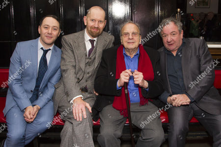 Editorial picture of 'The Dresser' play, Press Night, London, UK - 13 Oct 2016