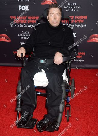 Editorial picture of 'The Rocky Horror Picture Show: Let's Do the Time Warp Again' premiere, Arrivals, Los Angeles, USA - 13 Oct 2016
