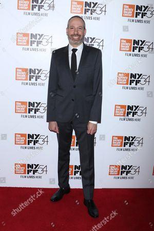 Stock Photo of Noah Oppenheim, Screenwriter
