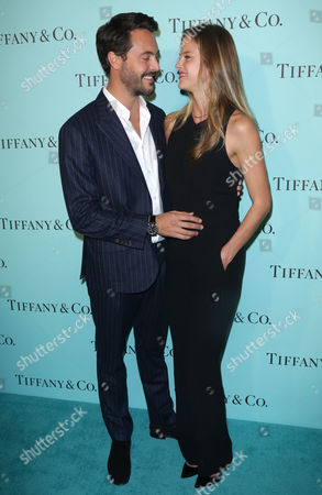 Jack Huston and Shannan Click