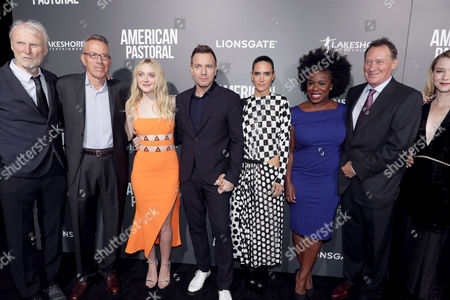 Editorial image of 'American Pastoral' film premiere, Los Angeles, USA - 13 Oct 2016