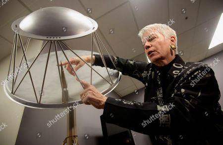 Jill Tarter Jill Tarter, Director of the Center for SETI Research shows a model off the Allen Telescope Array at the SETI Institute in Mountain View, Calif., . Astronomers at the SETI Institute said a steep drop in state and federal funds has forced the shutdown of the Allen Telescope Array, a powerful tool in the search for extraterrestrial intelligence, an effort scientists refer to as SETI