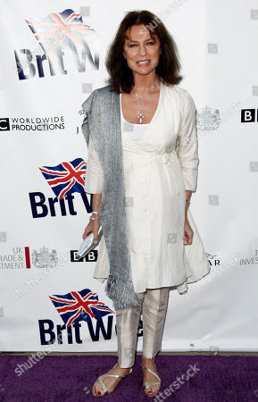Jacqueline Bissett Actress Jacqueline Bissett arrives at the champagne launch of the fifth annual BritWeek in Los Angeles, . Britweek honors the influences the British have had on Southern California