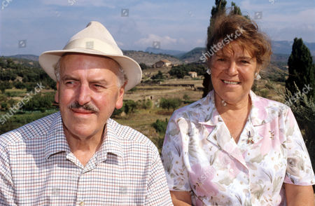 George Cole and Pat Heywood in 'Root into Europe' - 1992