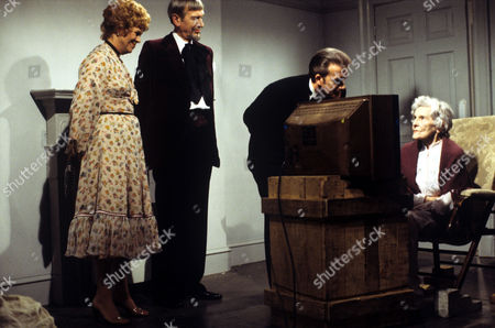 'The Old Crowd' -1979 TV play by Alan Bennett and produced by Stephen Frears - Rachel Roberts and Valentine Dyall