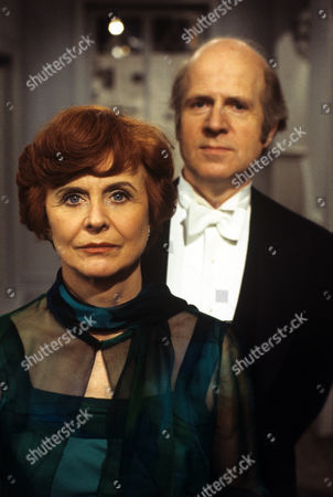 Stock Photo of 'The Old Crowd' -1979 TV play by Alan Bennett and produced by Stephen Frears - Isabel Dean