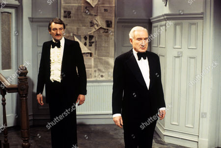 'The Old Crowd' -1979 TV play by Alan Bennett and produced by Stephen Frears - Peter Jeffrey