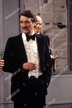 Stock Image of 'The Old Crowd' -1979 TV play by Alan Bennett and produced by Stephen Frears - Peter Jeffrey