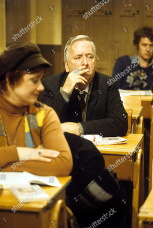Stock Picture of 'Me! I'm Afraid of Virginia Woolf' - 1978 Play for TV by Alan Bennett and produced by Stephen Frears - Hugh Lloyd
