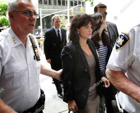Editorial photo of IMF Leader Assault, New York, USA
