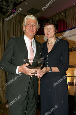 Editorial photo of The Radio Academy Hall of Fame lunch at the Savoy Hotel, London, Britain - 05 Dec 2006