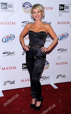 Nikki Whelan Nikki Whelan poses at the Maxim Hot 100 Party, in Los Angeles