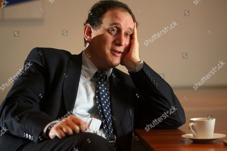 Stock Picture of Anthony Julius the lawyer representing Heather Mills in her divorce from Paul McCartney