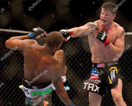 Editorial photo of Mixed Martial Arts UFC 130, Las Vegas, USA