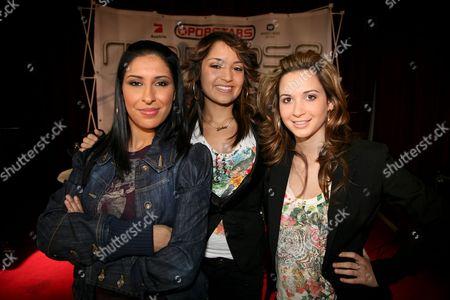 Monrose - Senna Guemmour, Bahar Kizil and Mandy Grace Capristo