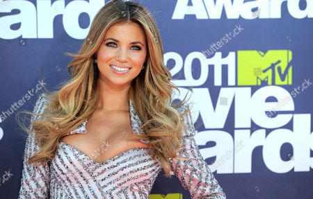 Amber Lancaster Amber Lancaster arrives at the MTV Movie Awards, in Los Angeles