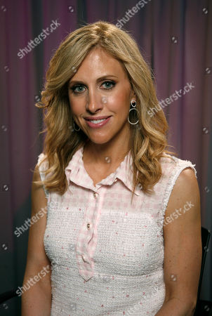 Editorial photo of People Emily Giffin, New York, USA