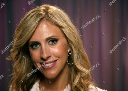 Editorial image of People Emily Giffin, New York, USA