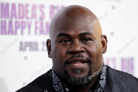 "David Mann Cast member David Mann arrives at the premiere of ""Madea's Big Happy Family"" in Los Angeles on . ""Madea's Big Happy Family"" opens in theaters April 22"