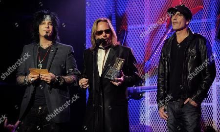 Editorial photo of Revolver Golden Gods Awards, Los Angeles, USA