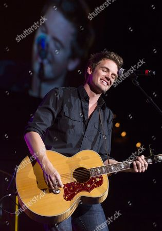 Tyler Hilton Tyler Hilton performs during Tiger Jam, in Las Vegas