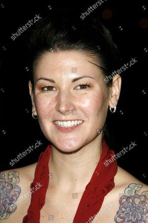 Stock Image of Kat Turner