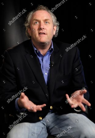 Andrew Breitbart Conservative blogger Andrew Breitbart, who runss BigGovernement.com and BigJournalism.com, gestures as he speaks during an interview about the Twitter photos he released of U.S. Rep. Anthony Weiner at the Associated Press's headquarters in New York, . Breitbart claims he is holding onto at least one more unreleased graphic photo of Rep. Weiner