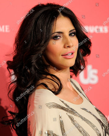 Hope Dworaczyk Hope Dworaczyk poses at Us Weekly's Annual Hot Hollywood Style Issue event, in Los Angeles