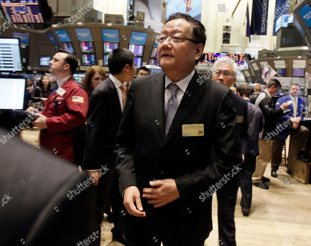 Changle Liu Changle Liu, Chairman and CEO of Phoenix New Media, walks the floor of the New York Stock Exchange on his way to ring the opening bell to celebrate his company's IPO