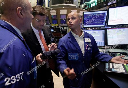 Editorial image of Wall Street, New York, USA