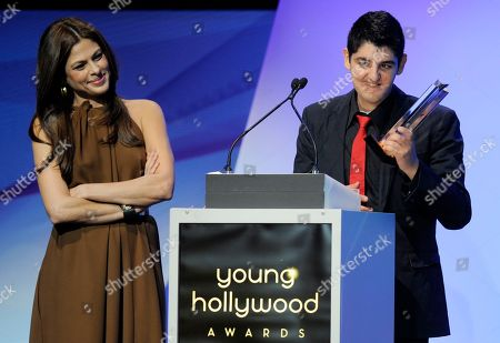 Editorial photo of Young Hollywood Awards, Los Angeles, USA