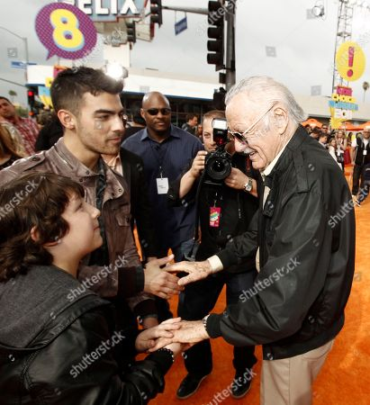 Editorial photo of 2011 Kids Choice Awards Arrivals, Los Angeles, USA