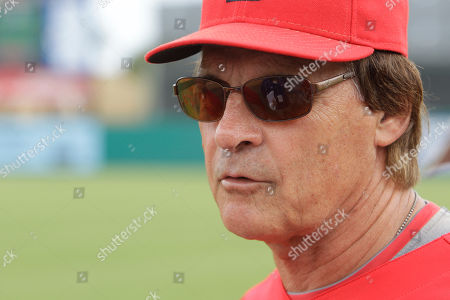 Tony LaRussa St. Louis Cardinals manager Tony La Russa is seen before a spring training baseball game against the Houston Astros, in Jupiter, Fla