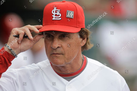 Tony LaRussa St. Louis Cardinals manager Tony La Russa watches a spring training baseball game against the Houston Astros, in Jupiter, Fla. Retired managers Joe Torre, Tony La Russa and Bobby Cox were unanimously elected to the baseball Hall of Fame on Monday, Dec. 9, 2013, by the expansion era committee