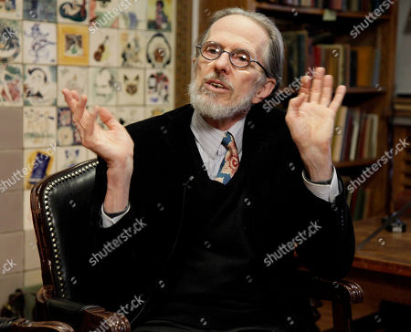 Robert Crumb Comic book author and illustrator Robert Crumb is interviewed at the Society of Illustrators in New York. Crumb has an exhibit on display through April 30, 2011 at the Museum of American Illustration at the Society of Illustrators