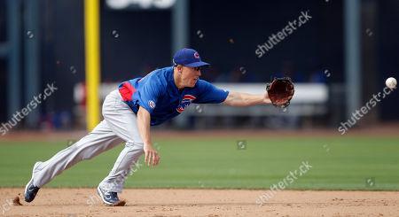 Editorial image of Cubs Padres Spring Baseball, Peoria, USA
