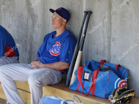 Editorial photo of Cubs Rockies Spring Baseball, Scottsdale, USA