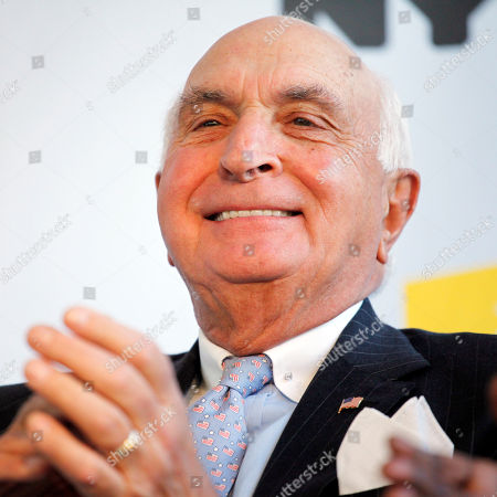 Kenneth Langone Kenneth Langone, Chairman of Harlem Children's Zone Promise Academy, attends the groundbreaking for the school's new campus, in New York