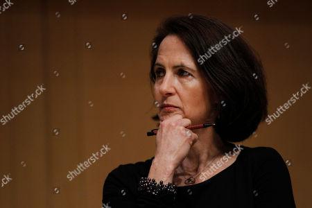 Lynn Novick Documentary filmmaker Lynn Novick is seen, at the National Constitution Center in Philadelphia