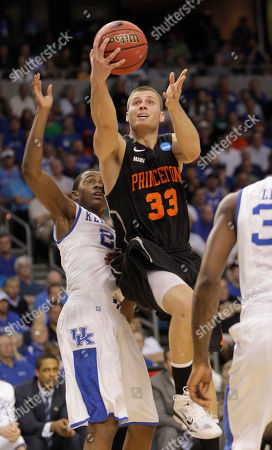Editorial image of NCAA Princeton Kentucky Basketball, Tampa, USA