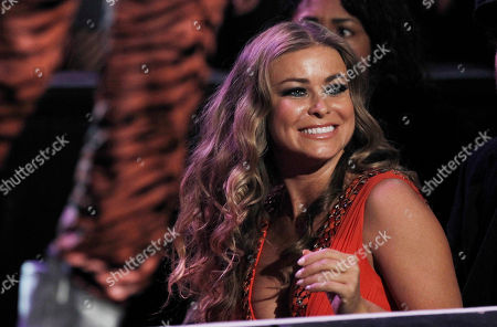 Wynter Gordon Actress Carmen Electra watches Wynter Gordon, not pictured, perform during the 2011 NewNowNext Awards in Los Angeles on . The NewNowNext Awards will air on April 11 on Logo TV