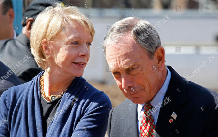 Editorial photo of NYC Schools Chancellor, New York, USA