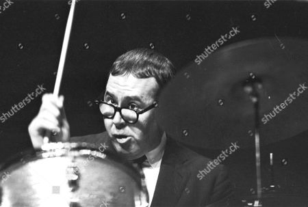 Drummer Joe Morello, a member of the Dave Brubeck Quartet, performs at a jazz festival in Boston. Morello, one of the most famous drummers in jazz music history, died at his home in New Jersey. He was 82