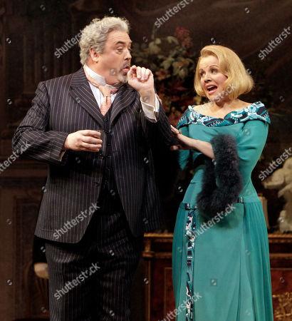 Editorial image of Opera Review Capriccio, New York, USA