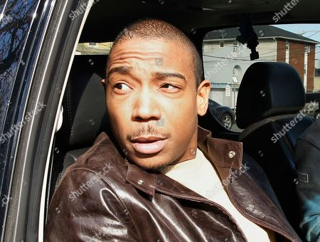 Stock Photo of Ja Rule Rapper Ja Rule inside a vehicle outside Martin Luther King, Jr. Courthouse after pleading guilty to federal tax evasion charges in Newark, N.J. The Federal Bureau of Prisons says Ja Rule, whose real name is Jeffrey Atkins, left a correctional facility in New York's Adirondacks, though time remains on his sentence. Ja Rule had served most of a two-year sentence for illegal gun possession in a New York state prison before his release in February and subsequent transfer into federal custody in the tax evasion case